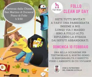 Follo Clean Up Day