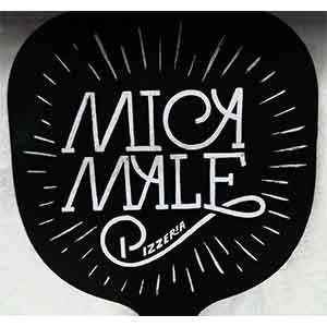 Mica Male Pizzeria logo